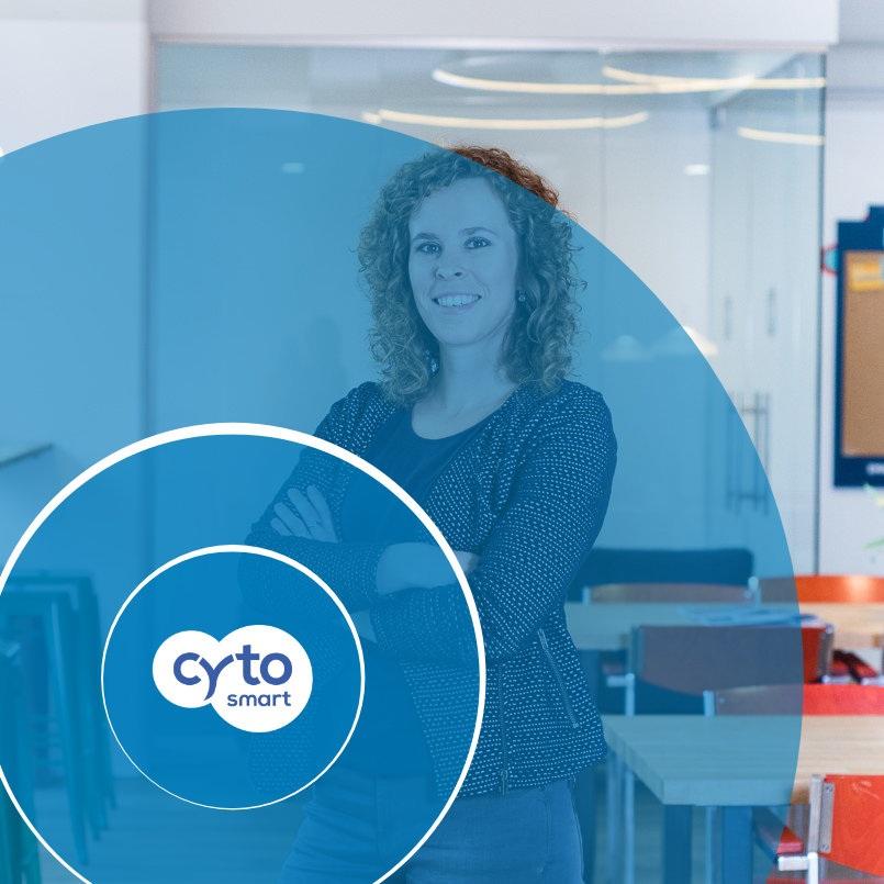 CytoSMART on-demand webinar: Back to lab. Tools for social distancing in the lab. CytoSMART.