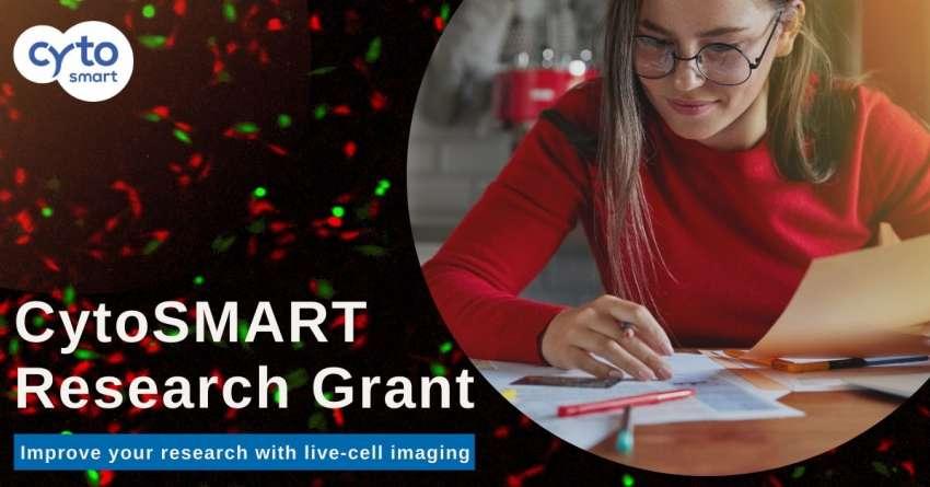 CytoSMART Research Grant