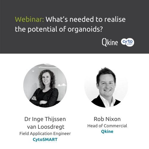 Organoid's webinar hosts
